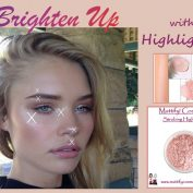 Get that Glow! Powder Highlighter for Oily Skin
