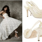 Complement Your Bridal Gown with the Perfect Wedding Shoes