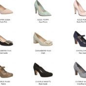 Office Shoes: Choosing Between Flats and Heels